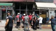 İş yerinde yangın: 2 ölü
