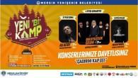 Yenişehir Belediyesi, Mersinlileri çadır kampta buluşturacak