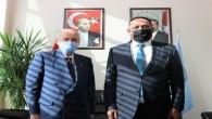 Başkan Yılmaz, Genel Başkan Devlet Bahçeli ile bir araya geldi