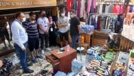 Yenişehir'de hasar tespit ediliyor