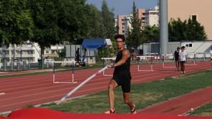 Ersu Şaşma'nın yeni hedefi olimpiyatta madalya