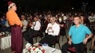 Tarsus'ta Tiyatro Akşamları başladı