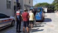 Kredi vaadiyle dolandırıcılık yapan 3 kişi tutuklandı