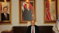 Bozyazı Kaymakamlığına Muhsin Duran Kalkan atandı