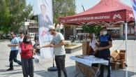 Büyükşehir Belediyesi, 50 bin adet aşure dağıttı