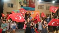 Akdeniz'de Yaz Akşamları etkinlikleri, zafer coşkusuyla renklendi