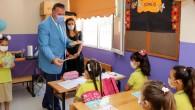 Mersin'de 469 bin öğrenci ders başı yaptı