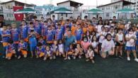 Yenişehir'de geleceğin sporcuları yetiştirilecek