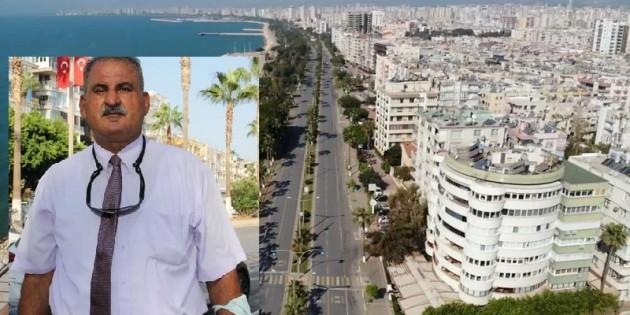 İmar planları tamamlanamayan Mersin'de kira fiyatları arttı