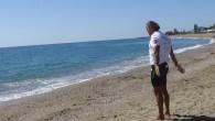 Mersin'den Kıbrıs'a mola vermeden yüzüyor