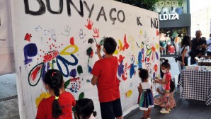 Tarsus Belediyesi çocukları unutmadı