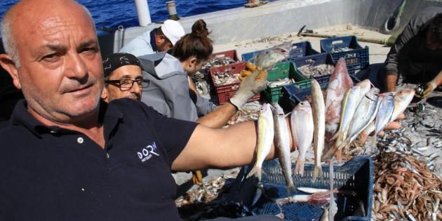 Balık ucuza alınıyor, 4-5 kat pahalı satılıyor, tezgah aracıların elinde