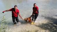 Göksu Irmağı'nda rafting yaparken boğularak hayatını kaybetti